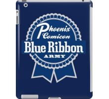 Blue Ribbon Army iPad Case/Skin