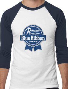 Blue Ribbon Army Men's Baseball ¾ T-Shirt