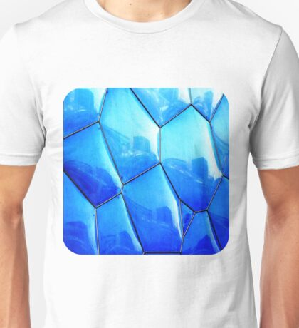 Blue Reflections  Unisex T-Shirt