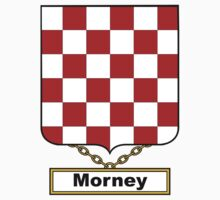 Morney Coat of Arms (English) Kids Clothes