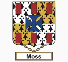 Moss Coat of Arms (English) Kids Clothes