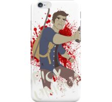 Spicy Apocalypse - T-Shirt iPhone Case/Skin