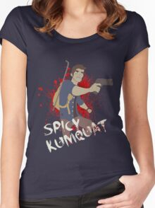 Spicy Apocalypse - T-Shirt Women's Fitted Scoop T-Shirt