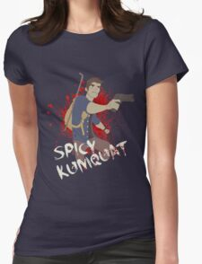 Spicy Apocalypse - T-Shirt Womens Fitted T-Shirt