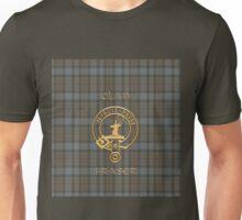 TARTAN SIMBOLO DORADO Unisex T-Shirt