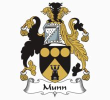 Munn Coat of Arms (English) Kids Clothes