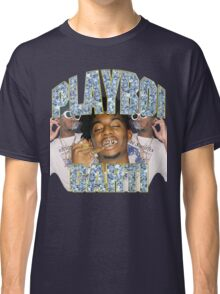 Playboi Carti Vintage Hip-Hop  Classic T-Shirt