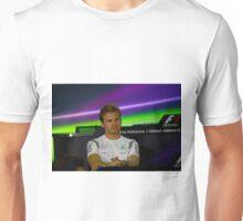 Nico Rosberg Mercedes formula 1 Unisex T-Shirt