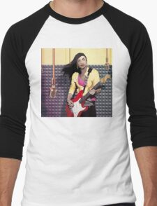 Sade, vector tribute Men's Baseball ¾ T-Shirt