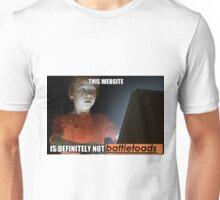 this isnt battletoads Unisex T-Shirt
