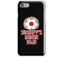 Dojo De Sho'Nuff 2 iPhone Case/Skin