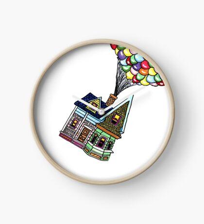 UP HOUSE Clock