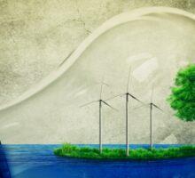 Eco Energy Sticker