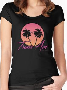 TRANS AM - The Album Revised Women's Fitted Scoop T-Shirt