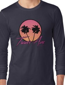 TRANS AM - The Album Revised Long Sleeve T-Shirt