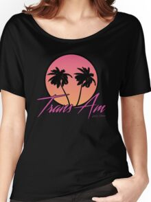 TRANS AM - The Album Revised Women's Relaxed Fit T-Shirt