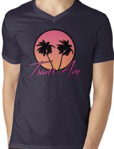 TRANS AM - The Album Revised Mens V-Neck T-Shirt