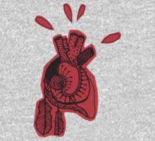 Gipsy heart One Piece - Long Sleeve