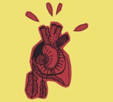 Gipsy heart Kids Tee