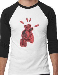 Gipsy heart Men's Baseball ¾ T-Shirt