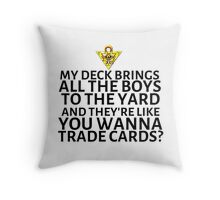 It's time to P-P-P-Parody other songs! Throw Pillow