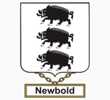 Newbold Coat of Arms (English) by coatsofarms