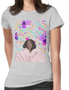 Solange! Womens Fitted T-Shirt
