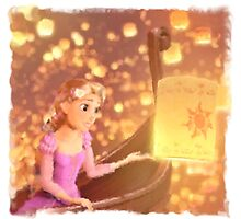 Rapunzel by schermer