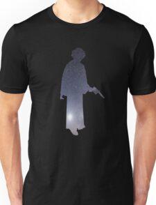 Princess Leia Galaxy Unisex T-Shirt