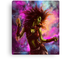 Hooked On a Feeling - Guardians of the Galaxy Canvas Print