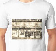 Greyfriars Bobby Pub Edinburgh Vintage Unisex T-Shirt