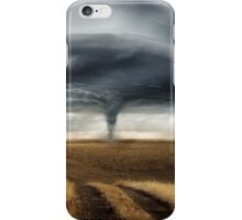 Down the long Road iPhone Case/Skin