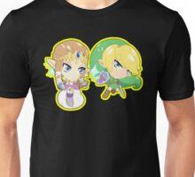 Super Smash Bros. Zelda and Link! Unisex T-Shirt