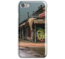 Viennese Food Market iPhone Case/Skin