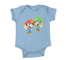 Super Smash Bros. Mario and Luigi! One Piece - Short Sleeve