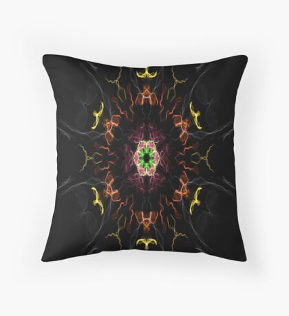 Silken 2 Throw Pillow