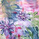In a Field of Wildflowers by Kendra Kantor