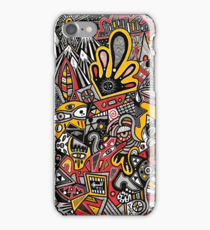Seriously Curious  iPhone Case/Skin