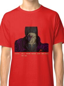 All your base are belong to us Classic T-Shirt