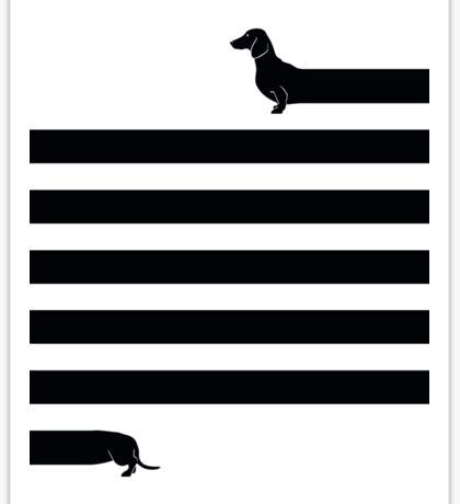 (Very) Long Dog Sticker