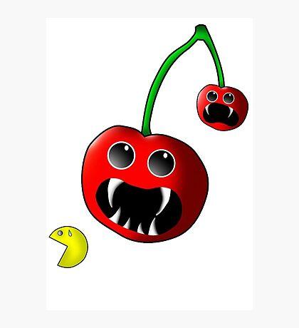Cherry Revenge Photographic Print