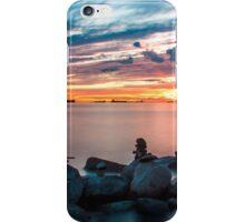 English Bay Sunset iPhone Case/Skin