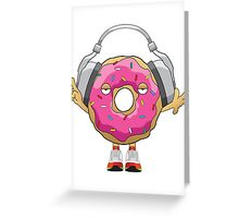 JDonuts Greeting Card