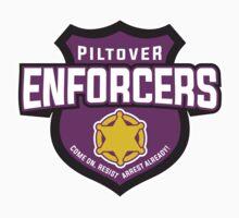 Piltover Enforcers by studioNdesigns
