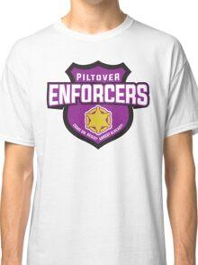 Piltover Enforcers Classic T-Shirt