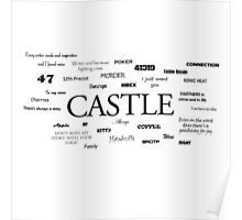 Castle world Poster