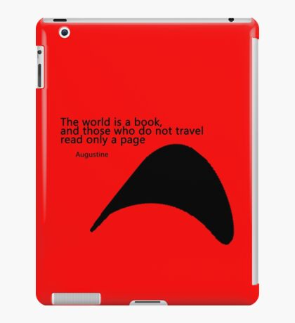 Travel - St.Augustine iPad Case/Skin
