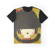 NAPPY HAT Graphic T-Shirt