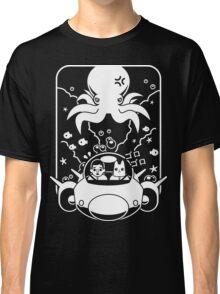Christobelle Purrlumbus: Daring Deep Sea Dive Classic T-Shirt