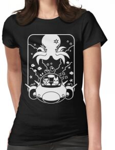 Christobelle Purrlumbus: Daring Deep Sea Dive Womens Fitted T-Shirt